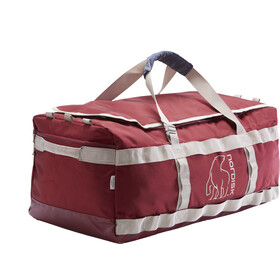 Nordisk Skara Gear Bag M 70l, burnt red